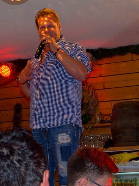 Jens Büchner live in Krümels Stadl