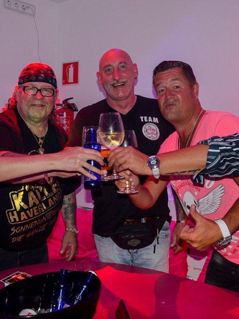 Party im Wildhouse Mallorca