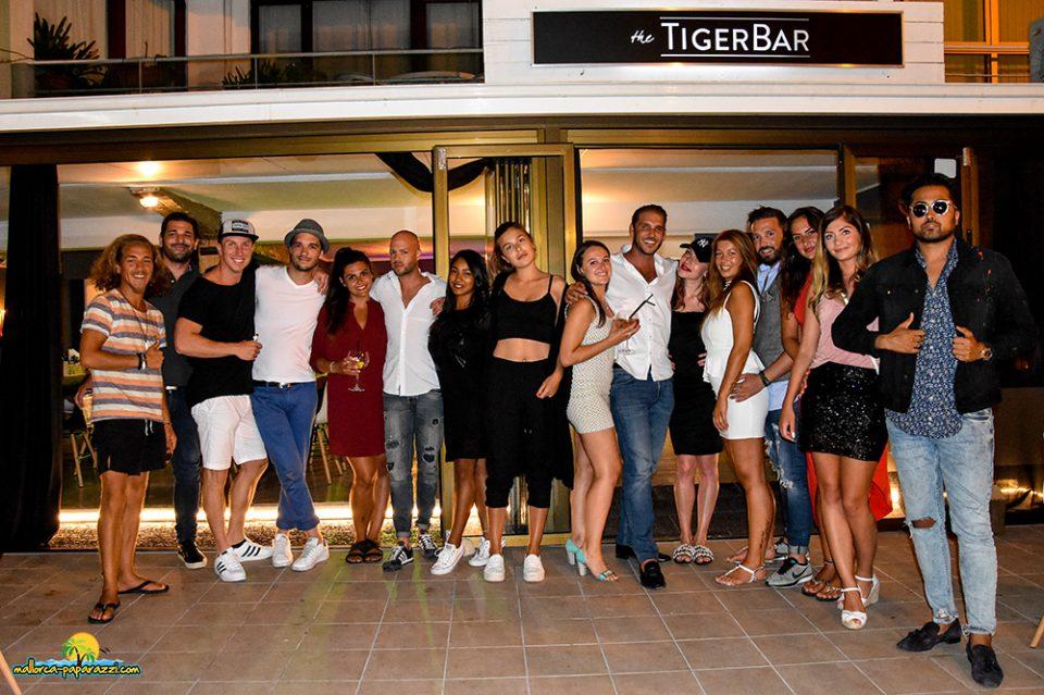 Georgina`s Clique auf Mallorca