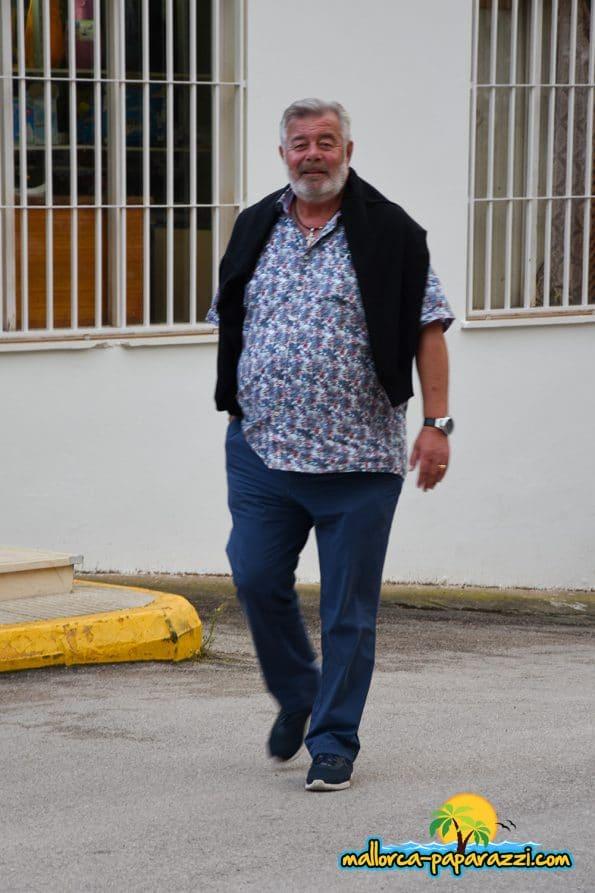 Harry Wijnvoord - Im Urlaub auf Mallorca 2017