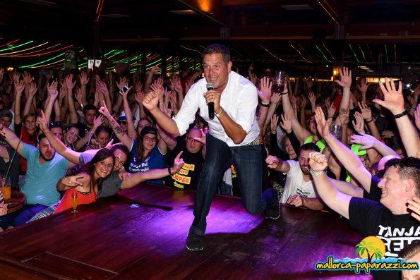 Peter Wackel live im Bierkönig zum Closing 2017